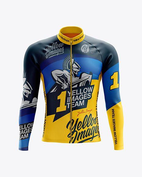 Download Yellowimages Mockups Bike Jersey Mockup Yellowimages ...