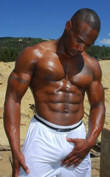Black Gay Muscles 17