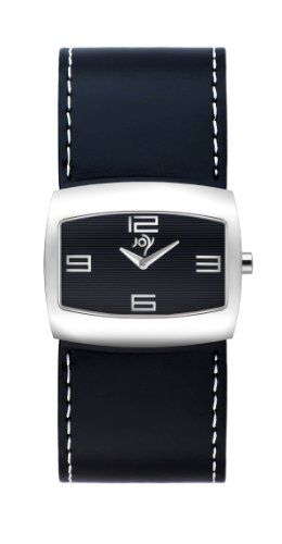 Joy By Joy JW525 Ladies TV Shape Jet Black Semi-Rectangulares Watch with Genuine Leather Strap has been published to http://www.discounted-quality-watches.com/2012/03/joy-by-joy-jw525-ladies-tv-shape-jet-black-semi-rectangulares-watch-with-genuine-leather-strap/
