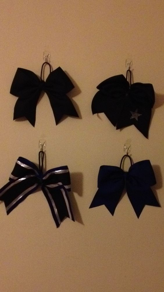 Decorate your room Cheerleading and How to hang on Pinterest