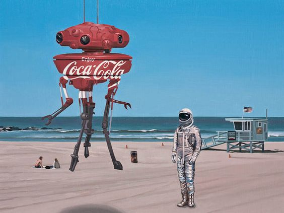 Scott Listfield - Coke Droid