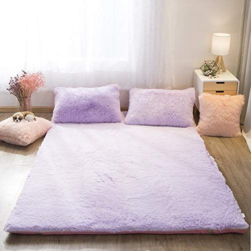 Removable Plush Tatami Floor Mat Soft Thick Mattress Topper Baby Floor Play Mat Breathable Skin Friendly Mattress Li Foldable Mattress Mattress Futon Mattress