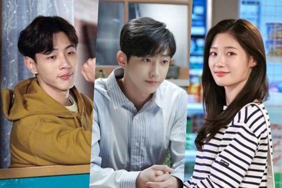 Ji Soo, B1A4's Jinyoung, And DIA's Jung Chaeyeon's New Netflix Drama Sets Release Date