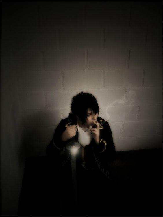 Tomoe(土萌くん) Hijikata Toshiro Cosplay Photo