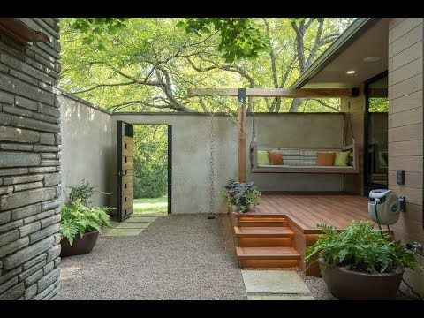 Private Courtyard Addition Award Winning Project By The Cleary