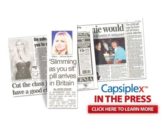 Capsiplex is a clinically proven weight loss pill containing pepper which can help burn 12 times more calories, in a placebo controlled study this resulted in people burning up to 278 more calories.    For $48.86 at http://itsherbal.com/capsiplex