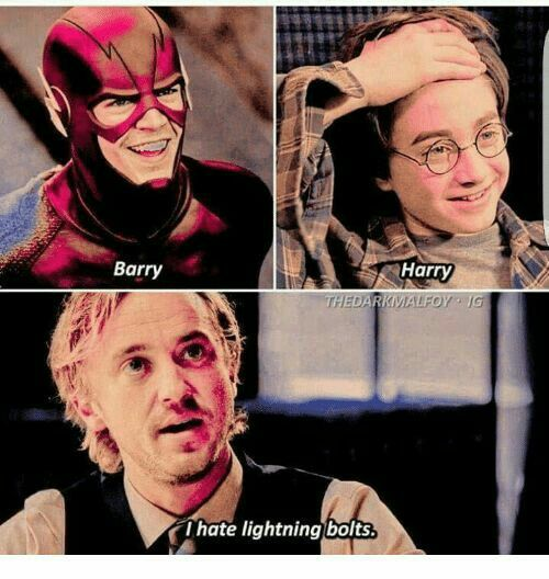 Pin By Michelle On D C Tv Series Arrowverse Harry Potter Funny Harry Potter Jokes Harry Potter Memes