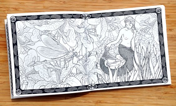 Publication : Les Carrés d'Art-Thérapie - Jardin d'Éden