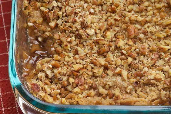 Apple Pecan Cobbler | Recipe | Pecan Cobbler, Cobbler and Pecans