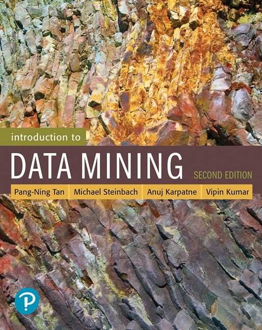 Solution Manual For Introduction To Data Mining 2nd Edition By