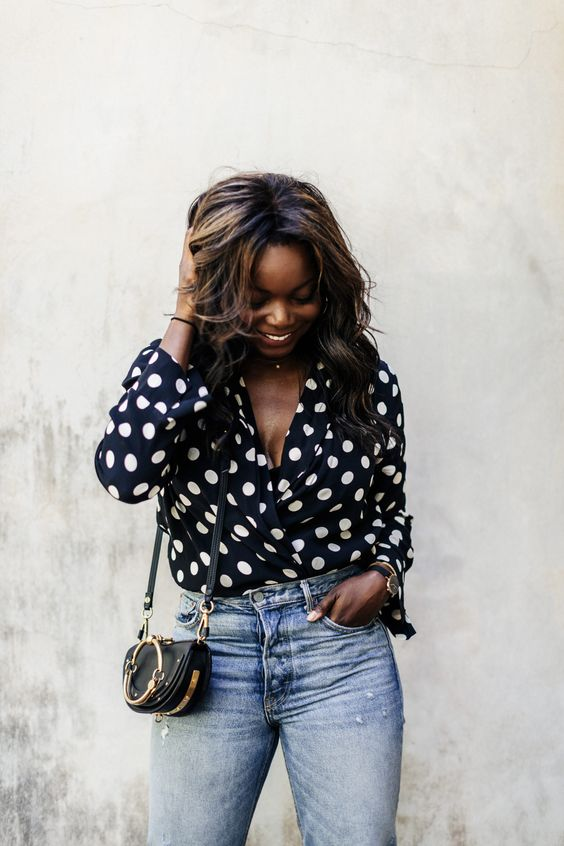 All About The Polka Dot Trend » MILLENNIELLE