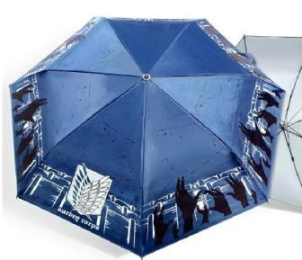 Attack on Titan Umbrella