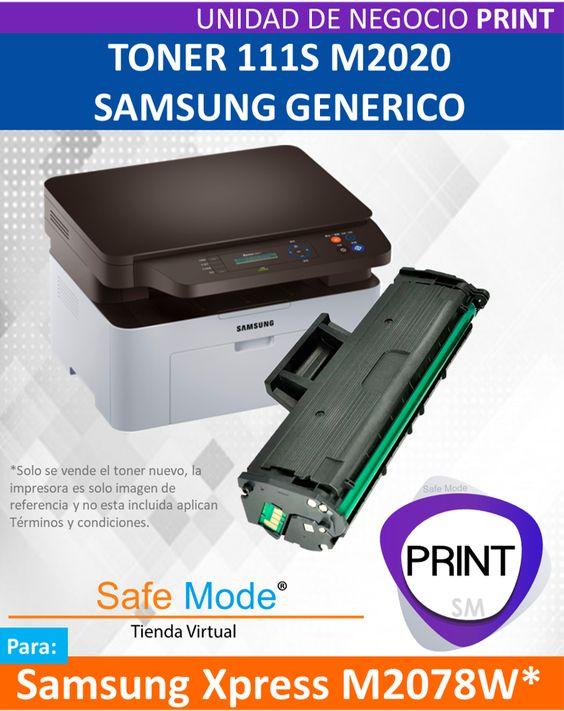 Toner para Samsung Xpress M2078W  [Nuevo]