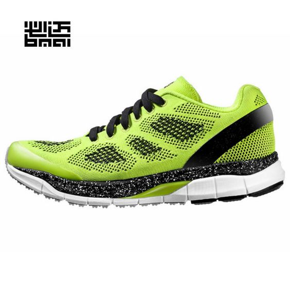 Bmai men and women professional running shoes breathable mesh ...