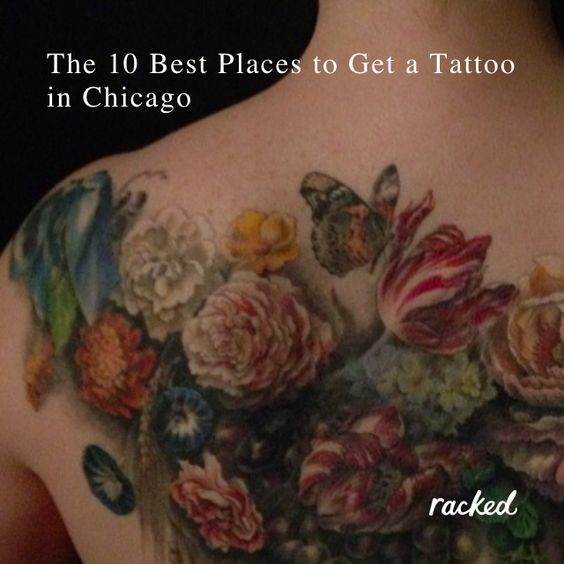 Best tattoo chicago : Pompano train station