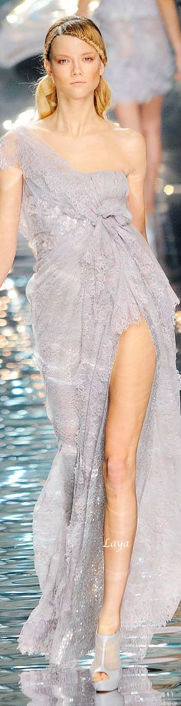 Elie Saab Spring 2010 Couture