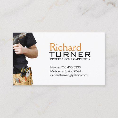 Handyman Business Cards Zazzle Com Handyman Business Business Cards Handyman