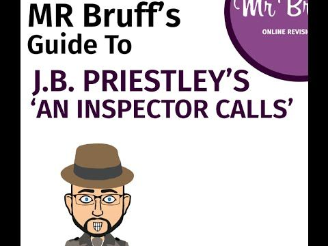 An introduction to the literary analysis of an inspector calls