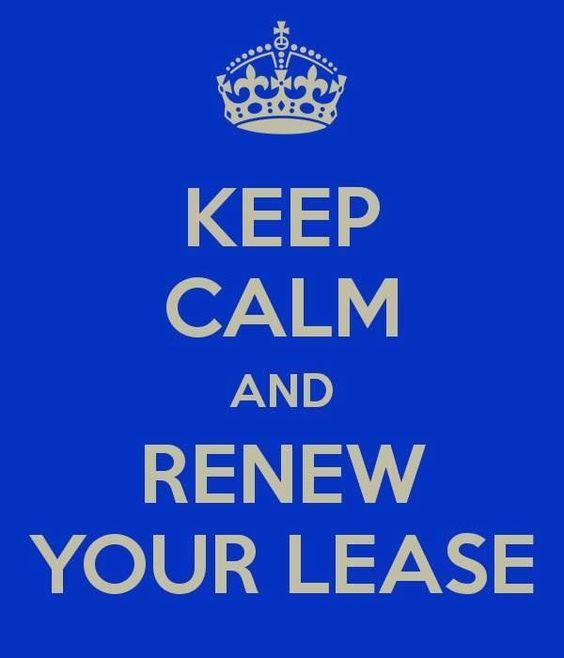Lease Renewals! #apartments #propertymanagement