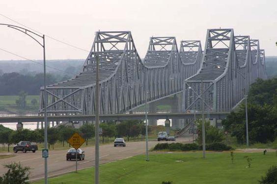 Natchez Mississippi River Bridge