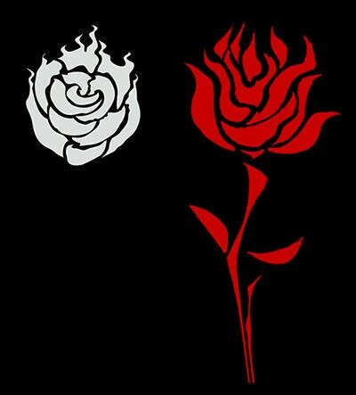 Ruby Rose Rwby Symbol