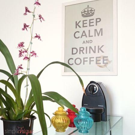 cantinho de café cabeçalho