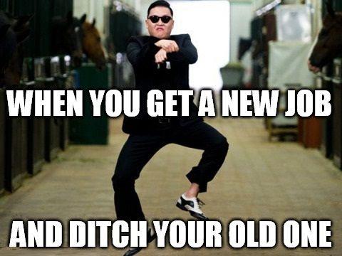 New Job Meme Memes daily, top memes, best memes, reddit memes memes that will get me a good job in the future twitter. new job meme