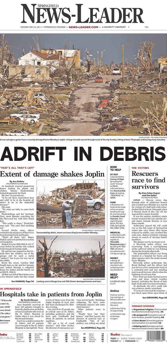 The destruction in Joplin...crazy!: 2011 Tornado, 5 22 11 Joplin, Forget Joplin Mo, Kat 5 22 11, Forget 5 22 11, Joplin Ef 5, Newspapers Online