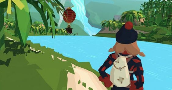 Peter Molyneux's New Game the Trail Stealth Releases on iOS