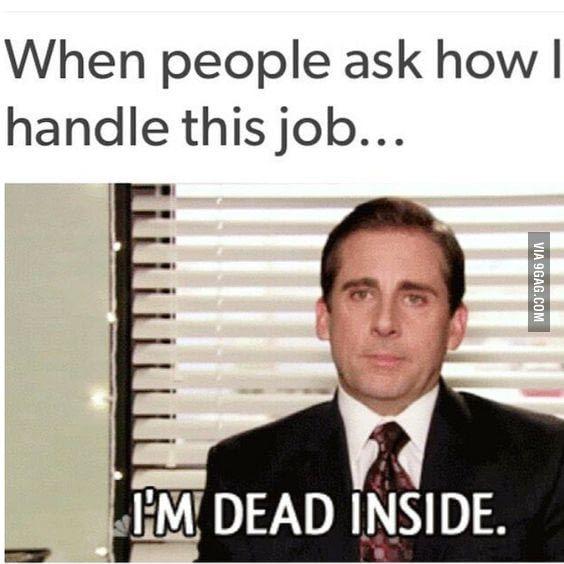 handle #job #dead Favorite Quotes) Pinterest Humor, Work - costco jobs