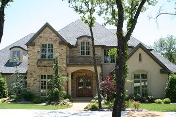 French Exteriors French Country Traditional Exterior