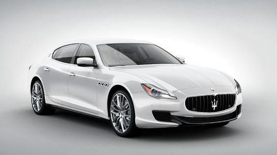 Maserati | Models | Quattroporte | Intro