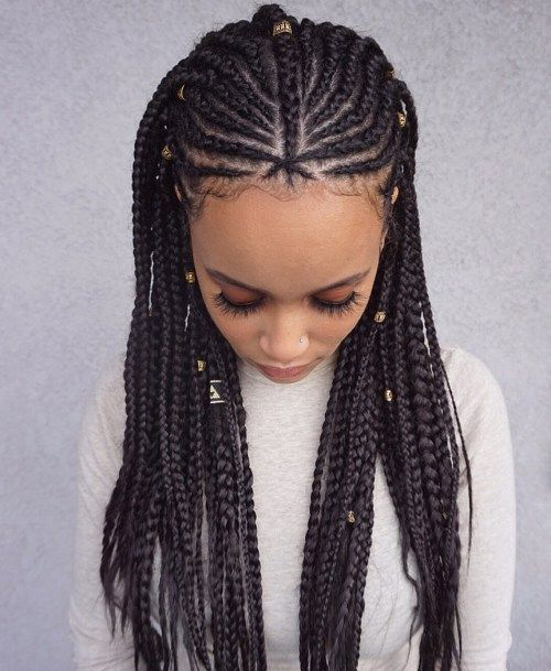 Best Braided Hairstyles 2019 Top Amazing Styles Fashion 2d