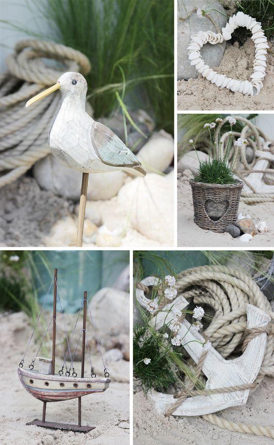 Gisela Graham Shoreline--like the heart made from seashell=☮ ❤ & :) ♥ᔕIᗰᑭᒪY ᗷEᗩᑌTIᖴᑌᒪ! GOOᗪ ᗰOᖇᑎIᑎG!