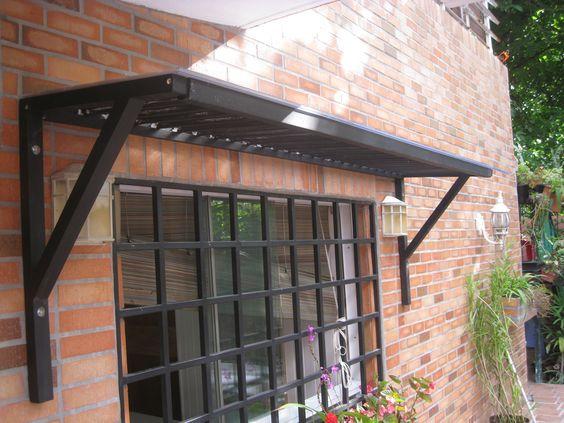 Techito para mi ventana jardin pinterest for Cubre piscinas desmontables