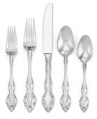 Oneida Flatware 18 10 Mikayla 45 Piece Set 79 99 Home