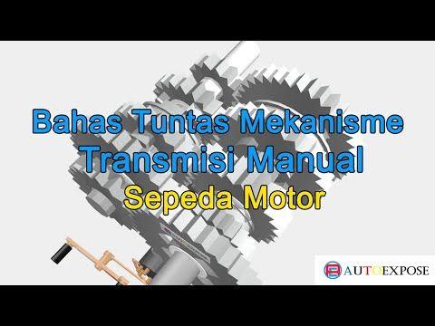 Animasi Cara Kerja Transmisi Manual Sepeda Motor Youtube Transmisi Manual Motor Sepeda Motor