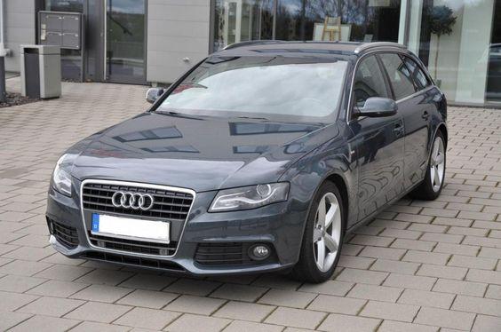 Audi A4 Avant 2.0 TFSI #audi