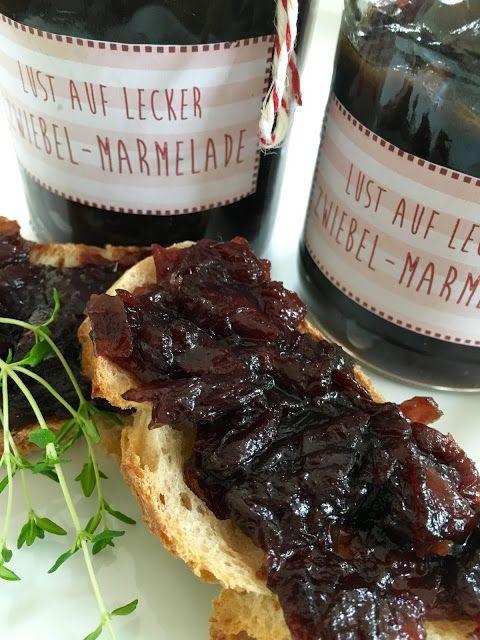 ❤️+Lust+auf+Lecker+:+Zwiebel-Marmelade