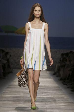 Blugirl Ready To Wear Spring Summer 2014 Milan - NOWFASHION