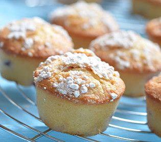 Die fluffigsten Zwetschken-Muffins der Welt