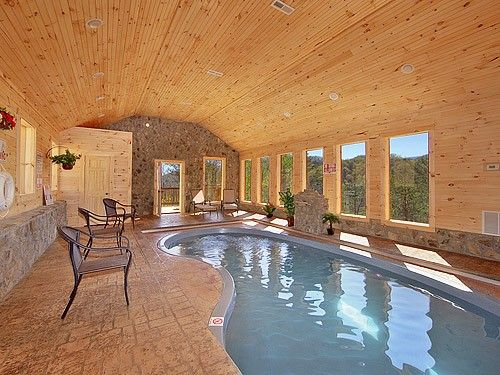 gatlinburg one bedroom cabin with indoor pool. bird haven - 4 bedroom, 3.5 bathroom cabin rental in gatlinburg, tennessee. | vacation pinterest gatlinburg tennessee, and one bedroom with indoor pool