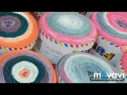 Crochet زيارتي الى سوق الخيوط في اسطنبول ومعرض خيوط اليزا وناكو وقرطبة Youtube Crochet Hooks Yarn Crochet