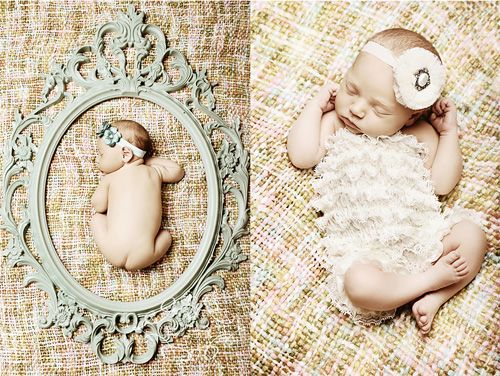 maternity/baby photo ideas