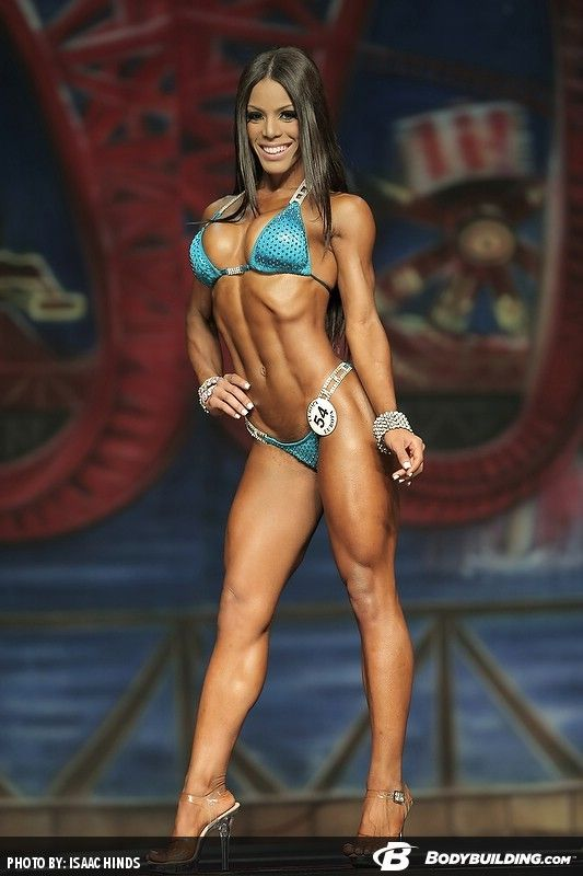 - Yarishna Ayala (2014 IFBB Europa Show of Champions Orlando)