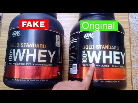 How To Check Original Or Fake Whey Protein How Fake Whey Protein Look Like In Hindi Yo Whey Protein Shakes Natural Whey Protein Gold Standard Whey Protein