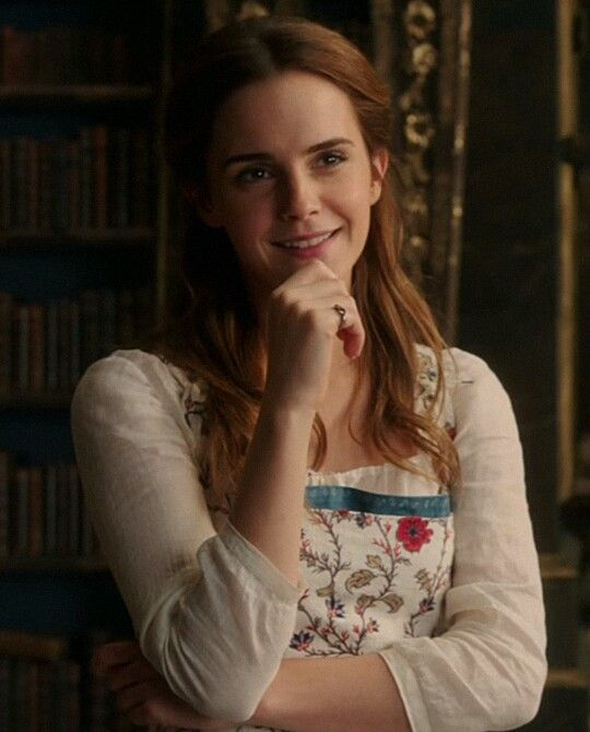 Emma Watson As Belle In Disneys Upcoming Beauty And The Beast