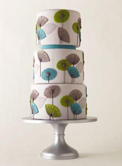 Bridal Snob • Modern wedding cake inspiration…