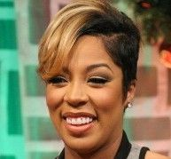 K Michelle 8217 S 8216 Under The Dryer 8217 Series Trailer Video Short Hair Styles Pixie Short Hair Styles Sassy Hair