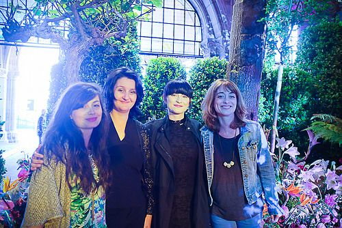 the green gallery  Morganours / madame love / Linda Lomelino / Céline